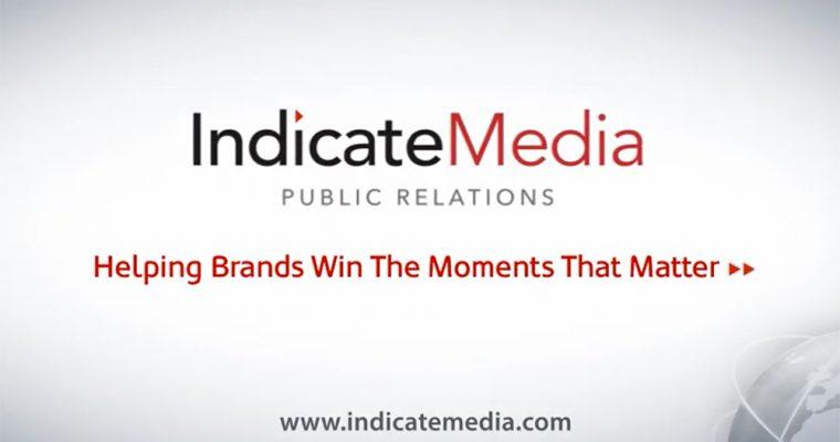 Indicate Media intro video